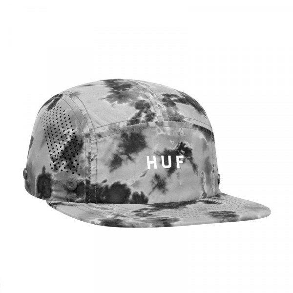 HUF FESTIVAL COVERT CAP BLACK