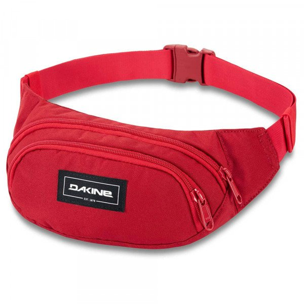 DAKINE SOMA HIP PACK DEEP CRIMSON