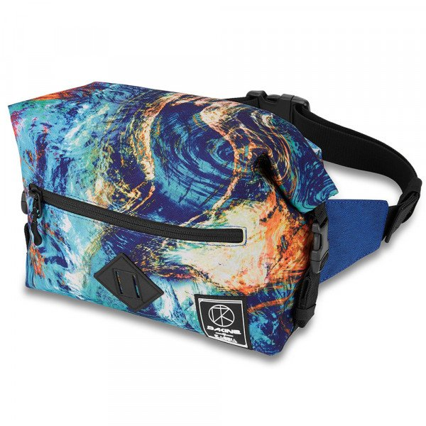 DAKINE BAG MISSION SURF ROLL TOP SLING PACK KASSIA ELEMENTAL