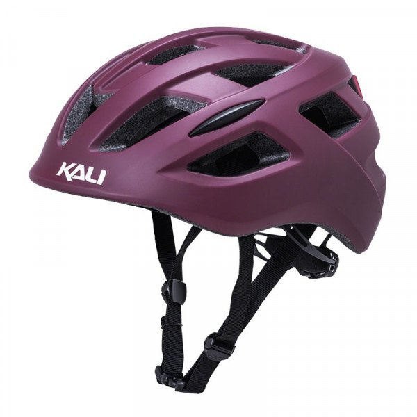 KALI HELMET CENTRAL SOLID MATTE BERRY