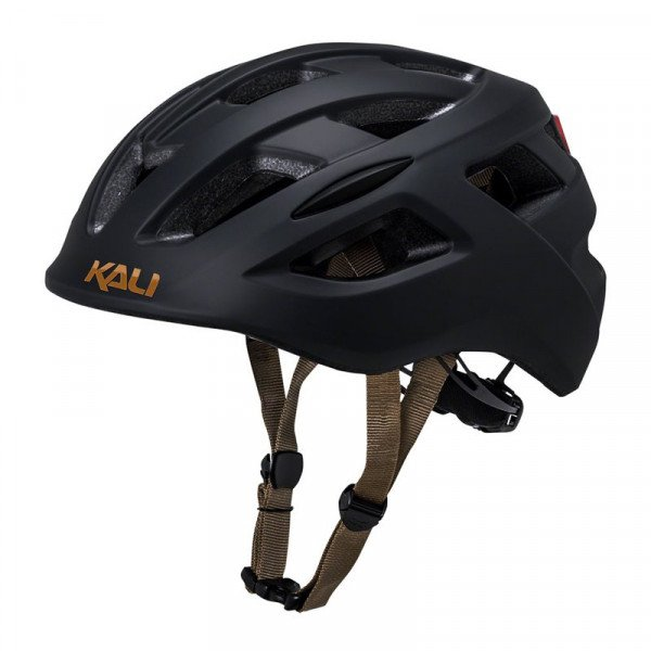 KALI HELMET CENTRAL SOLID MATTE BLACK