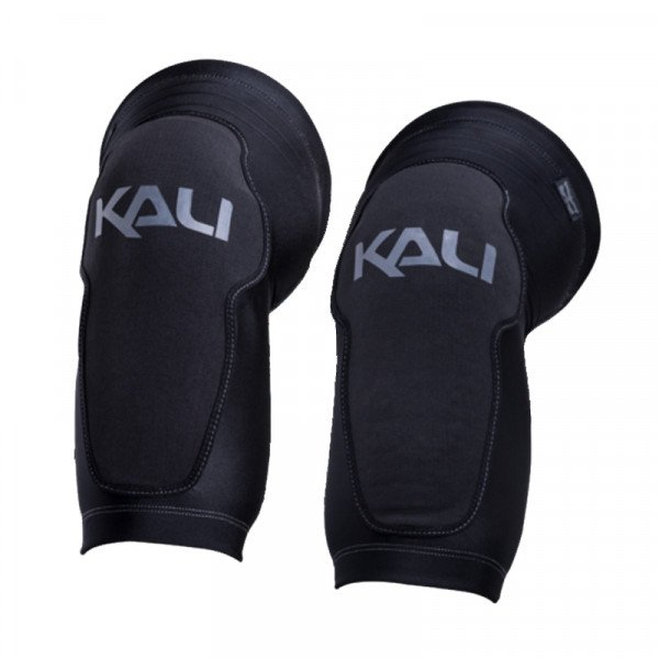 KALI AIZSARGI MISSION KNEE GUARD BLACK GREY