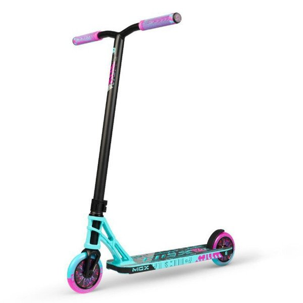 MGP SCOOTER MGX PRO TEAL PINK