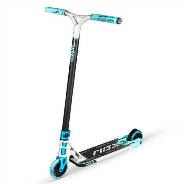 MGP SCOOTER MGX EXTREME SILVER TEAL