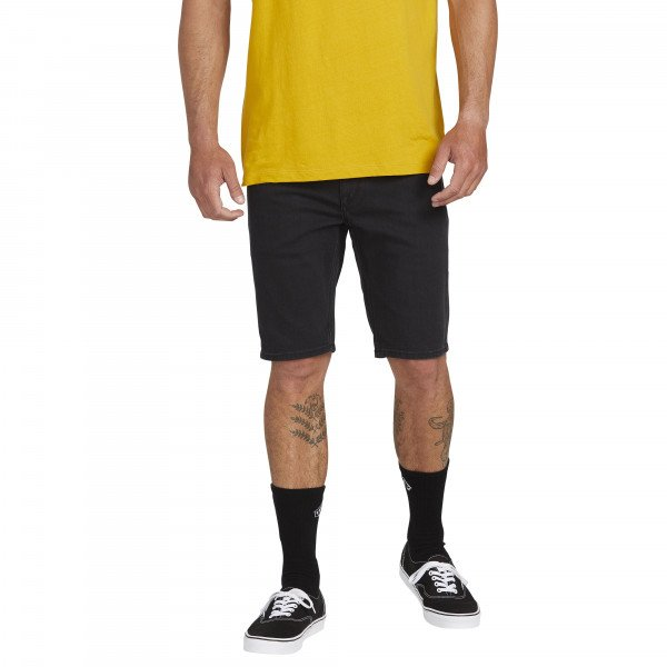 VOLCOM SHORTS VORTA DENIM INK