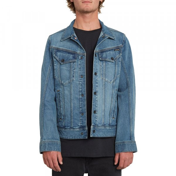 VOLCOM JACKET WEAVER DENIM DRB