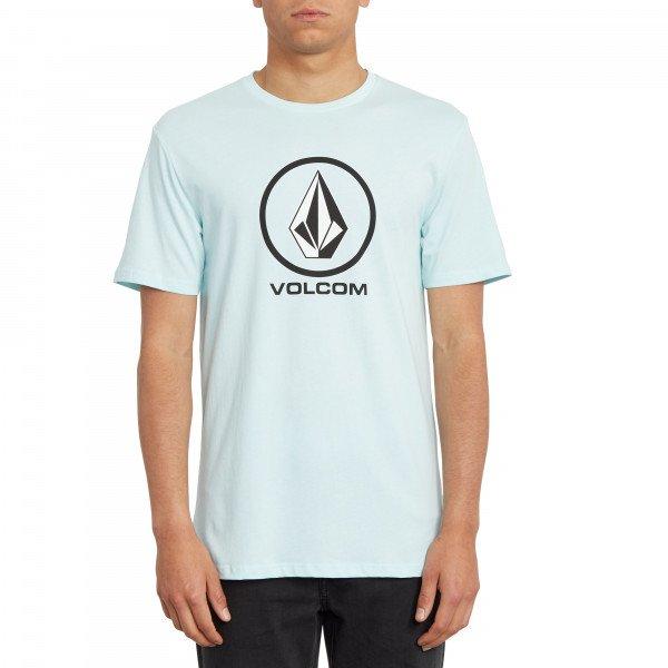 VOLCOM T-SHIRT CRISP STONE BSC SS RES