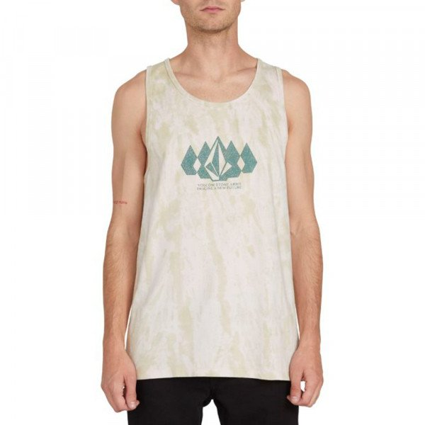 VOLCOM TOPS STONE ARMY TANK MSS