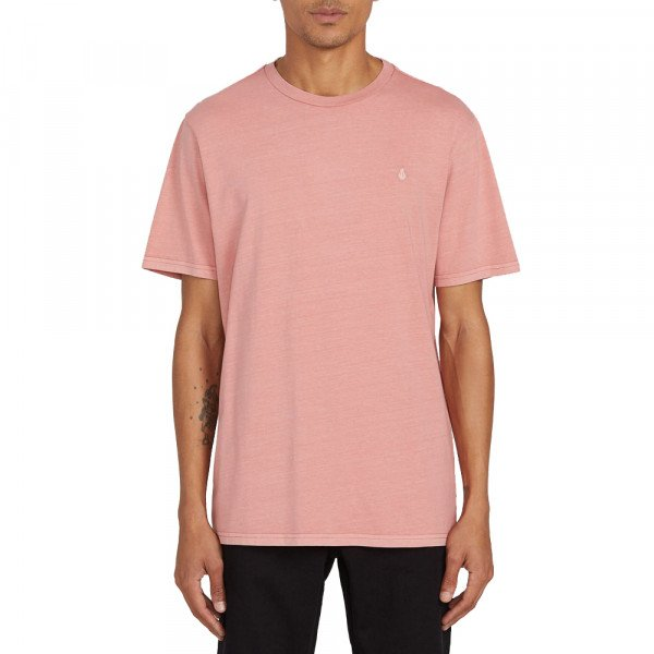 VOLCOM T-SHIRT SOLID STONE EMB SS SSN