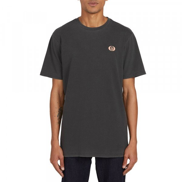 VOLCOM T-SHIRT THICKO SS BLK