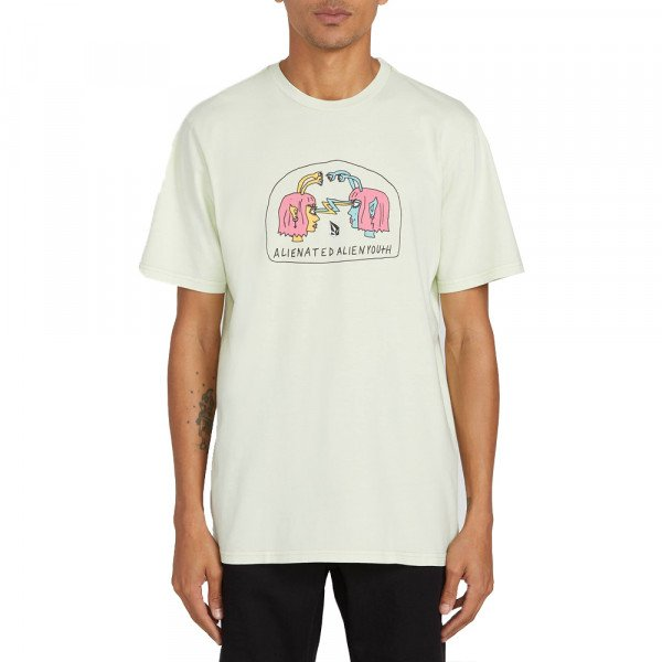 VOLCOM T-SHIRT SUBJECTS SS KEY