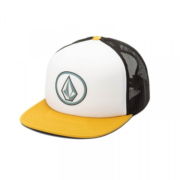 VOLCOM CEPURE FULL FRONTAL CHEESE GLD