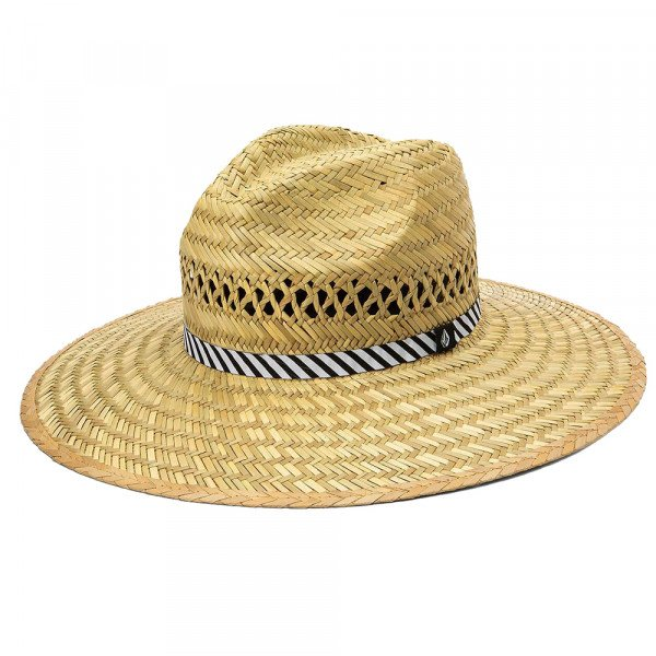 VOLCOM HAT THROW SHADE STRAW NAT
