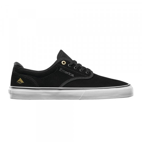 EMERICA SHOES WINO G6 BLACK WHITE