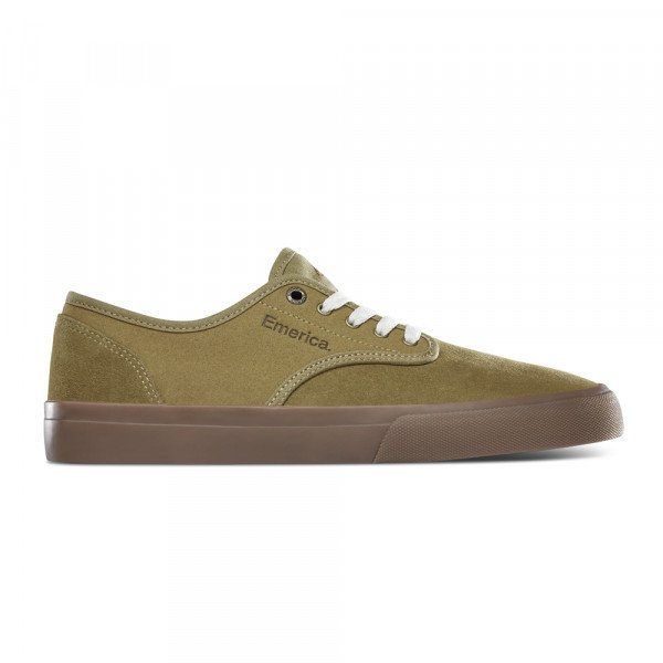 EMERICA SHOES WINO STANDARD TAN GUM