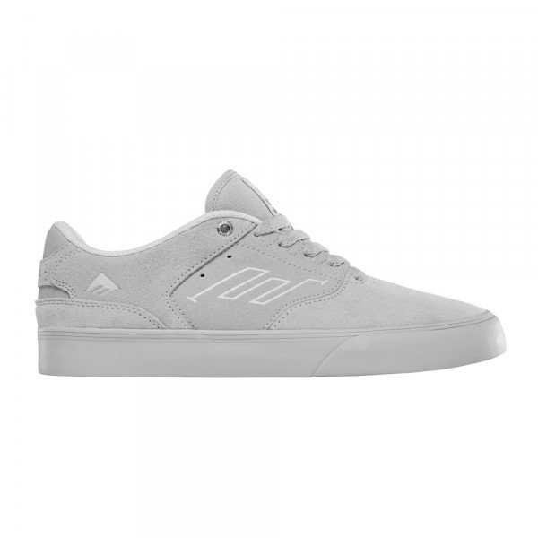 EMERICA SHOES LOW VULC GREY