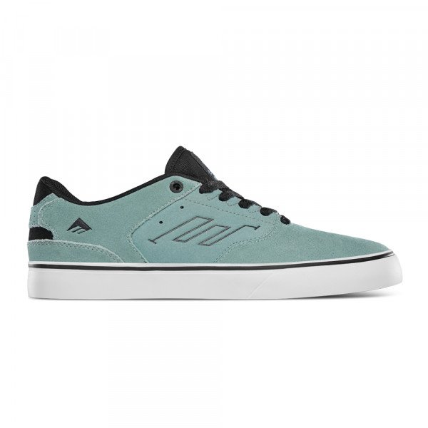 EMERICA SHOES LOW VULC TEAL