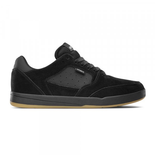ETNIES SHOES VEER BLACK WHITE GUM