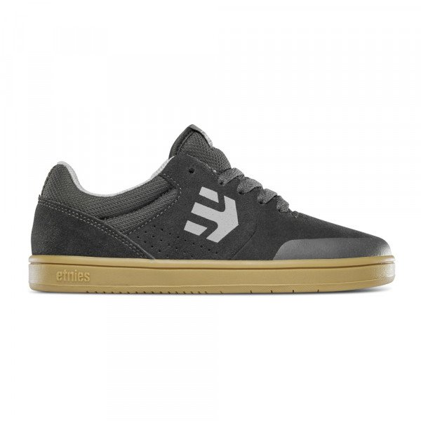 ETNIES SHOES MARANA KIDS DARK GREY GREY