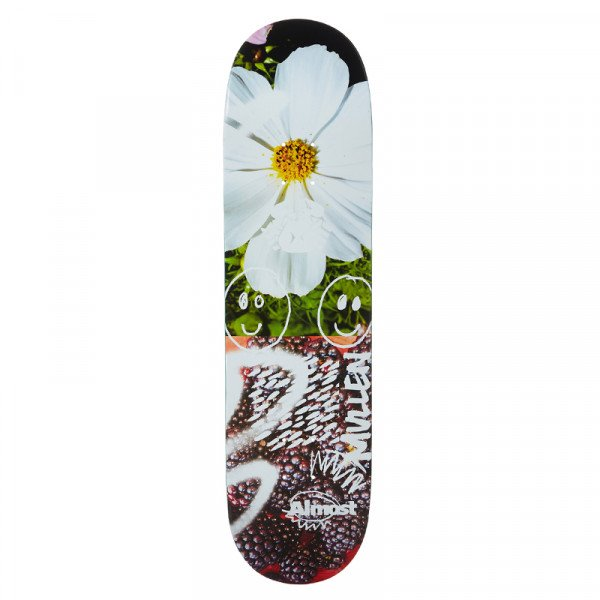 ALMOST IN BLOOM IMPACT LIGHT MULLEN 8.25 DECK
