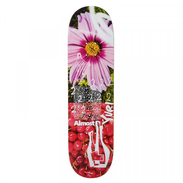 ALMOST IN BLOOM IMPACT LIGHT YURI 8.5 DECK