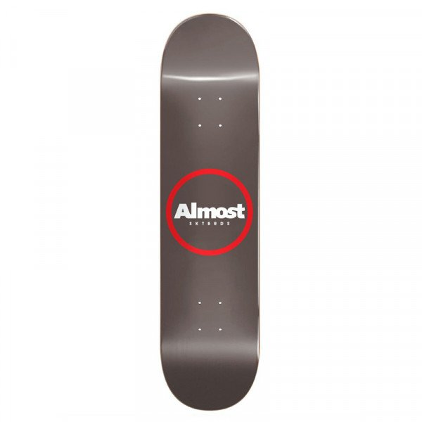 ALMOST RED RING LOGO HYB 8.5 DECK