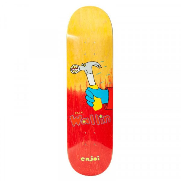 ENJOI WALLIN VILLANI R7 8.25 DECK