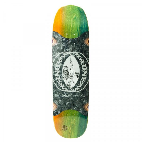 MADNESS NOHUBO RING SLICK 8.5 DECK