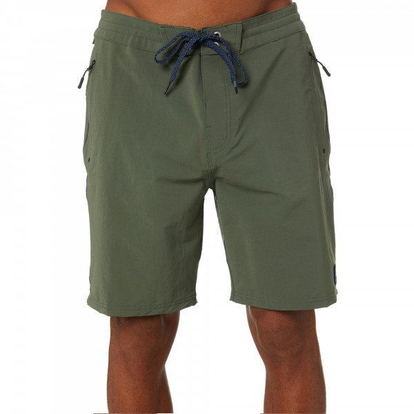 RIP CURL ŠORTI SEARCHERS LAYDAY DARK OLIVE