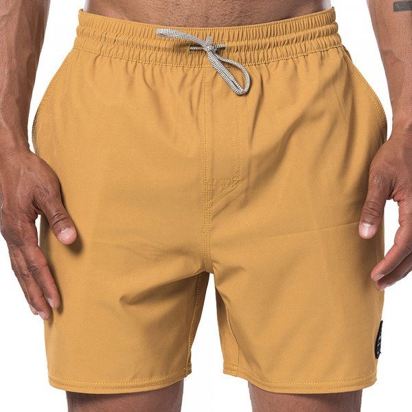 RIP CURL ŠORTI DAILY 16 VOLLEY MUSTARD