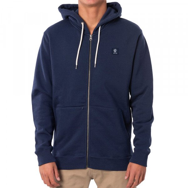 RIP CURL HOOD SEARCHERS PASSAGE INDIGO
