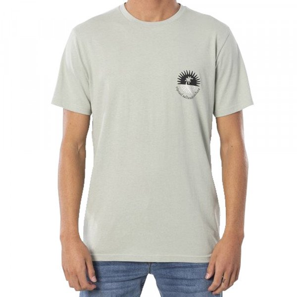 RIP CURL T-SHIRT SWC DISTANT SEAGRASS