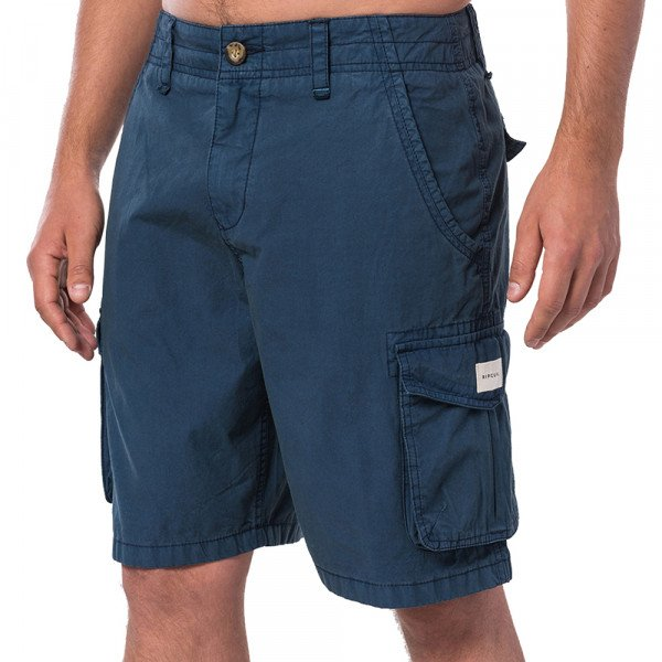 RIP CURL ŠORTI TRAIL WALKSHORT NAVY