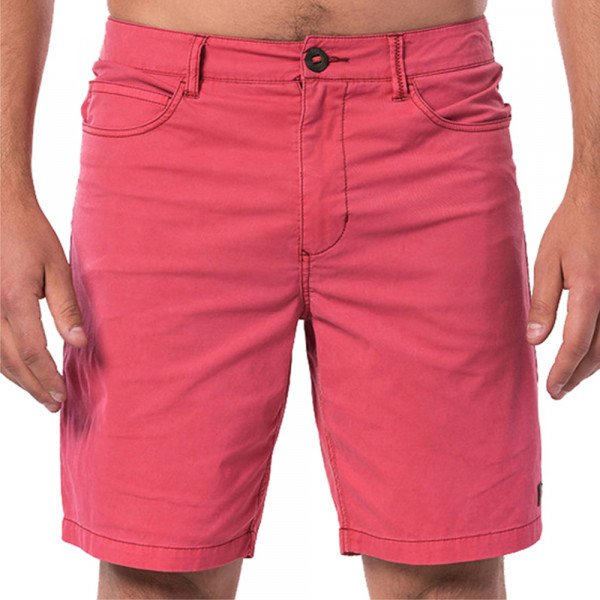 RIP CURL ŠORTI ACCESS DIED BOARDWALK RED