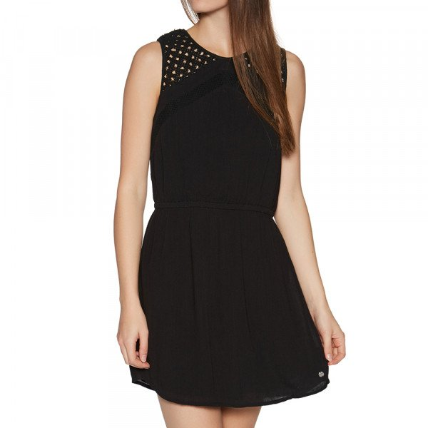 RIP CURL DRESS SWEET THING BLACK