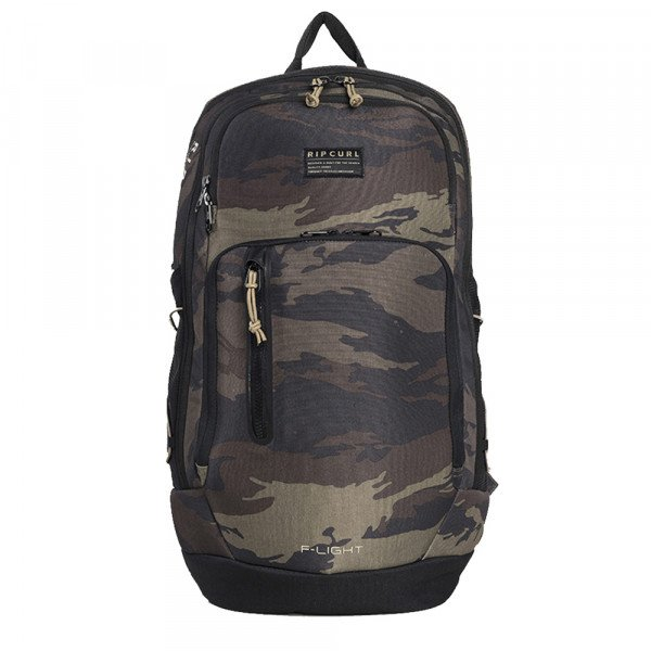 RIP CURL SOMA F-LIGHT ULTRA CAMO KHAKI