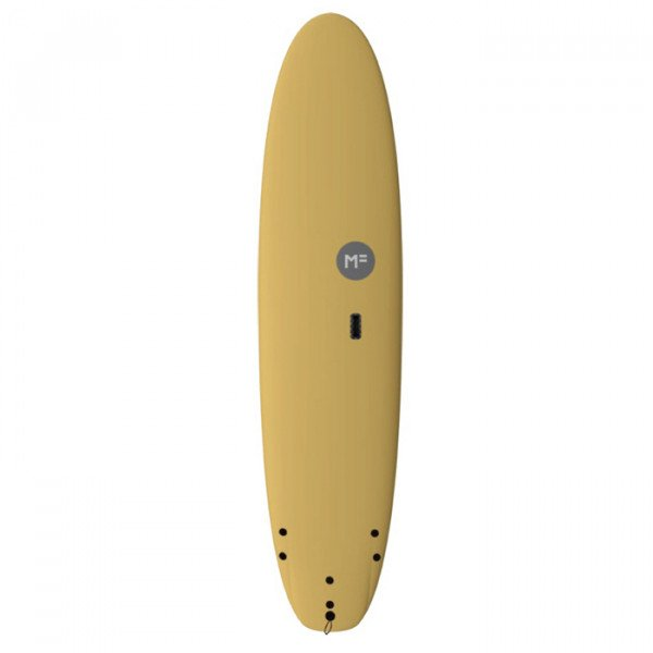 MICK FANNING SURFBOARD SUPER SOFT ORANGE 7'6