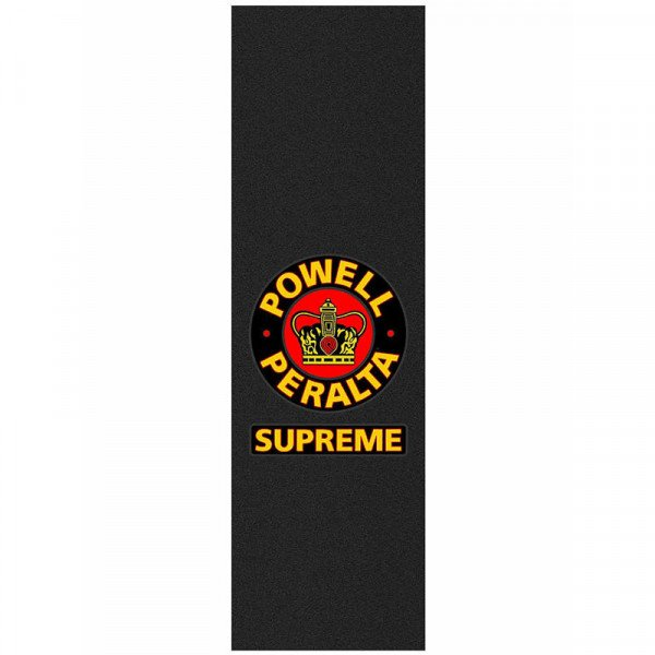 POWELL PERALTA SMILŠPAPĪRS SUPREME GRIP 9