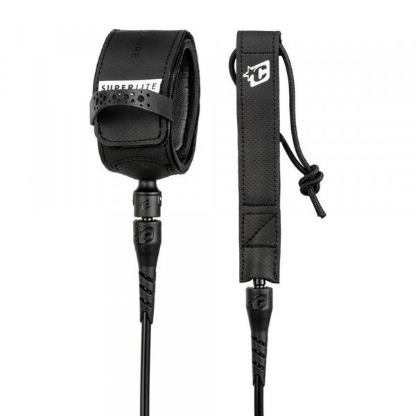 CREATURES LEASH SUPERLITE COMP 6 BLACK