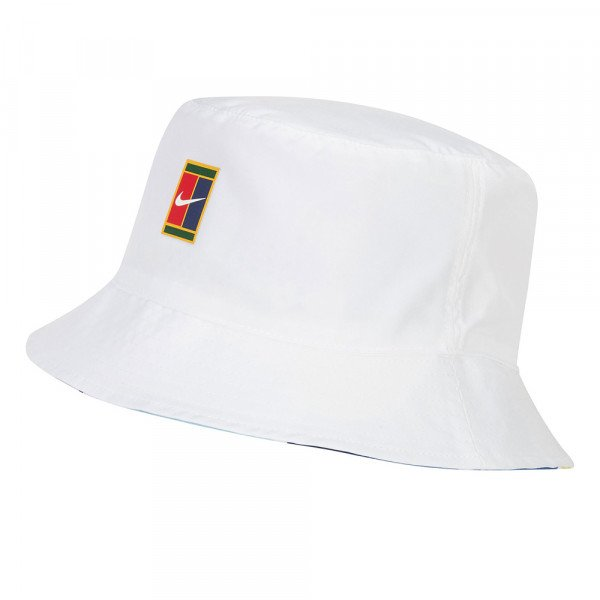 NIKE CEPURE COURT BUCKET WHITE