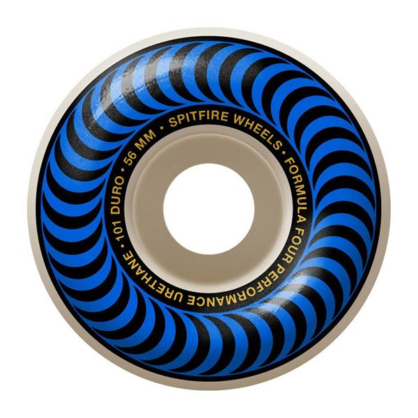 SPITFIRE WHEELS F4 101D CLASSIC 56 MM