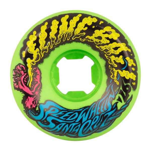 SLIME BALLS RITENĪŠI VOMIT MINI NEON GREEN 54 MM