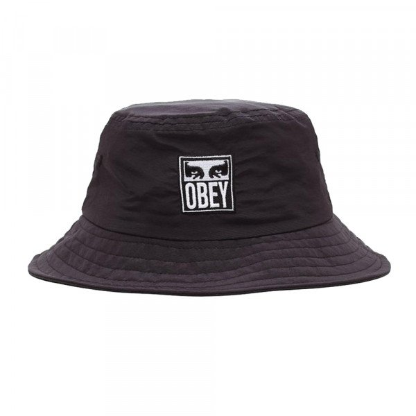 OBEY HAT ICON EYES BUCKET BLK