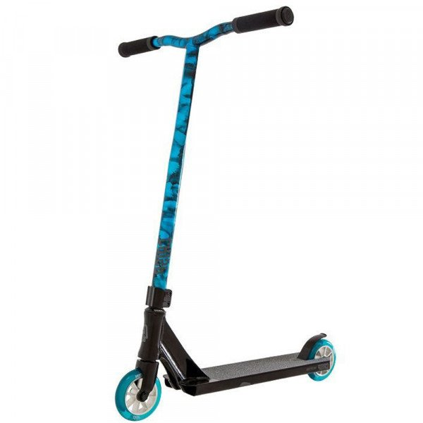 CRISP SCOOTER INCEPTION BLACK SMOLDERING BLUE