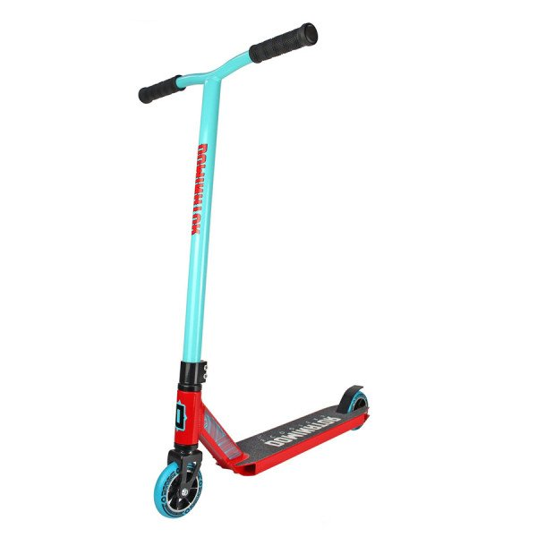 DOMINATOR SCOOTER RANGER TURQUOISE RED