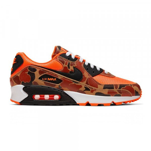 NIKE APAVI AIR MAX 90 SP ORANGE BLACK