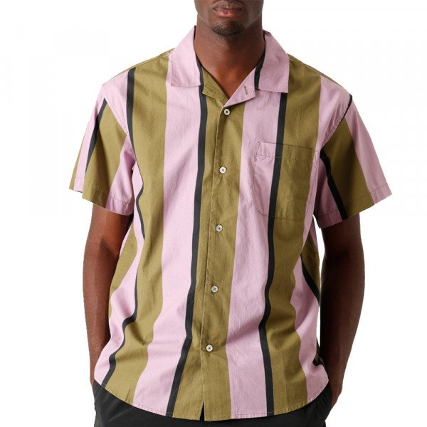 OBEY SHIRT SHANTY WOVEN LIL