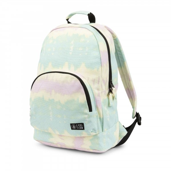 VOLCOM BACKPACK SCHOOLYARD CANVAS MLT