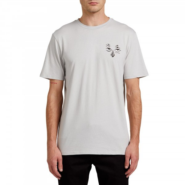 VOLCOM T-SHIRT RYAN BURCH SS TWR