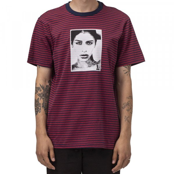 HUF T-SHIRT MOLLY TRUE RED